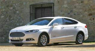 Ford Mondeo HEV: El más eficiente