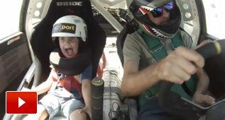 Drifter desde pequeño