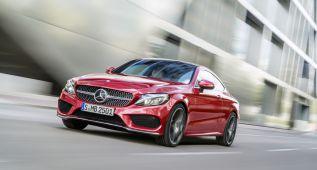 Nuevo Mercedes Clase C Coupé, el mini Clase S