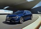 El Renault Talisman ya tiene su carrocería familiar
