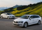 El Skoda Superb recibe su variante GreenLine
