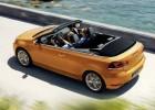 VW actualiza el Golf Cabrio