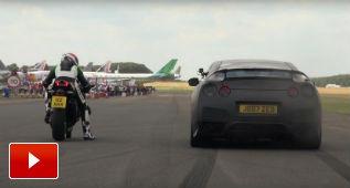 Kawasaki H2 vs Nissan GT-R