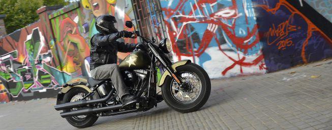 Harley-Davidson Slim S: mucho poderío con un estilo único