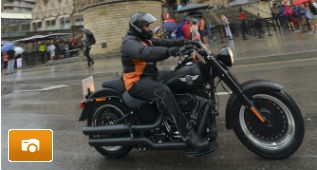 Harley-Davidson Slim S
