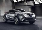 Toyota C-HR Concept, futuro SUV del segmento B