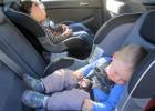 ¿Tu hijo mide menos de 1,35? Pues al asiento de atrás...