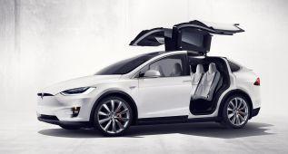 El Tesla Model X al detalle