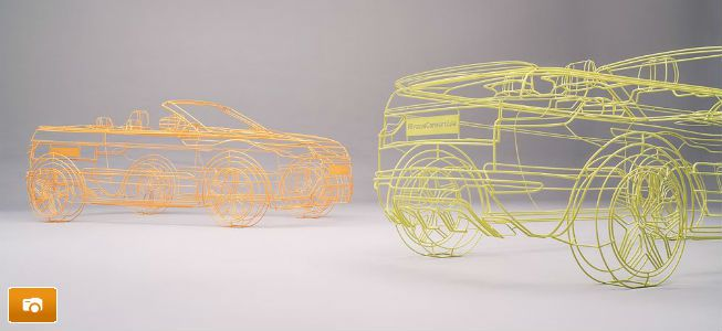 Cuenta atrás para el Range Rover Evoque Convertible