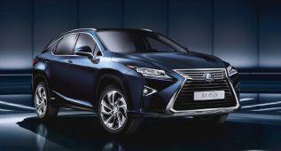 Lexus lanza el RX 450h