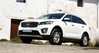 Kia Sorento, potente familiar