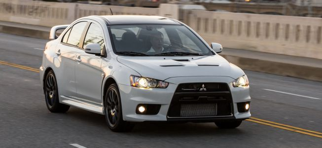 Mitsubishi Lancer Evolution Final Edition, triste adiós
