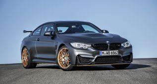 M4 GTS: el BMW de producción más rápido de la historia