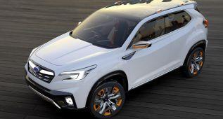 Subaru Viziv Future Concept, mirando al horizonte