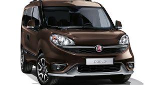 Fiat Doblò Panorama Trekking, más versátil y equipado