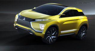 Mitsubishi eX Concept, el futuro está más cerca