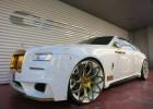 ¿El Rolls-Royce más poligonero de la historia?