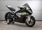 ¿Cómo sería una moto superdeportiva eléctrica?