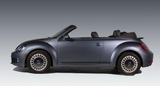 Beetle Cabrio Denim Edition, vestido de vaquero