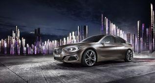 BMW genera expectativas con el Concept Compact Sedan