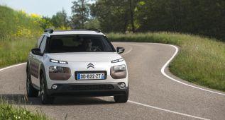 Citroën C4 Cactus, con cambio automático pilotado