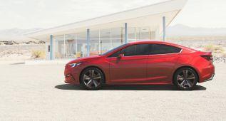 """Impreza Sedan Concept, turno para el """"cuatro puertas"""""""