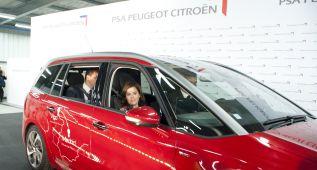 El primer coche autónomo ya se ha dado una vuelta por España
