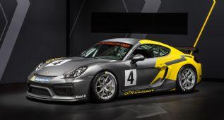 Cayman GT4 Clubsport, para uso y disfrute en circuito