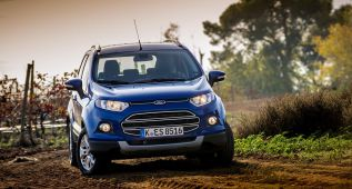 Ford EcoSport, segundo intento