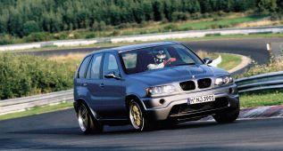 BMW X5 Le Mans, con un motor V12 de 700 CV