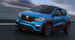 Si el Renault Twingo se pasase con los anabolizantes…