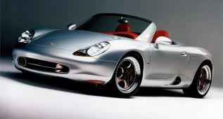 Porsche Boxster: 20 años