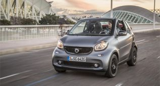 Smart ForTwo Cabrio, la alegría de conducir