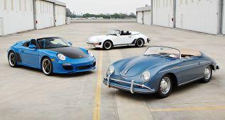 Jerry Seinfield saca a subasta sus 16 Porsches