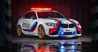 El Safety Car de MotoGP ahora es un BMW M2 (y menudo M2)