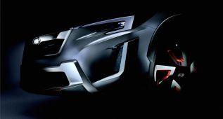 Subaru vuelve a crear expectación con su concept