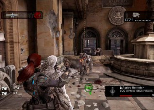 Espectacular y violento vídeo de Gears of War: Judgment