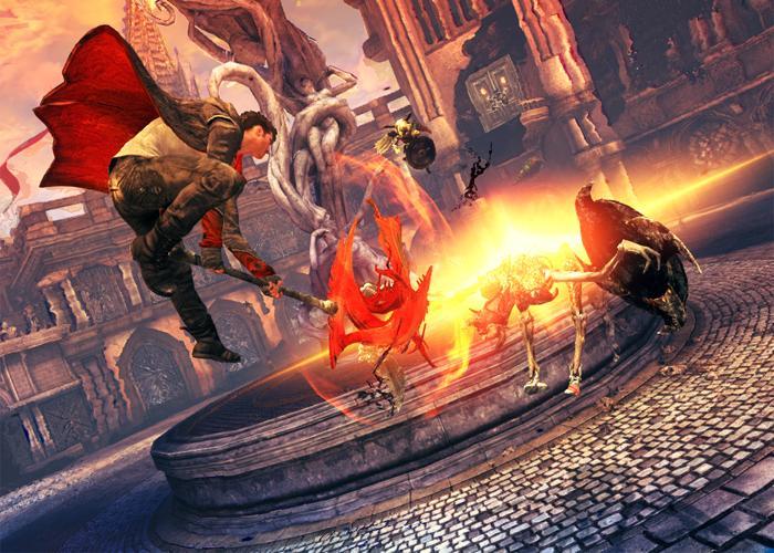 DmC: el origen de Dante, una de las leyendas del videojuego