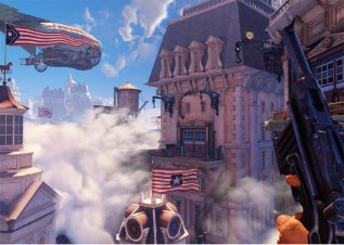 Tráiler de BioShock Infinite sobre la ciudad de Columbia