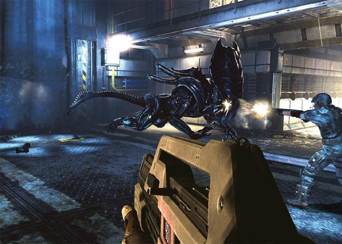 Tráiler sobre el Multijugador de Aliens: Colonial Marines