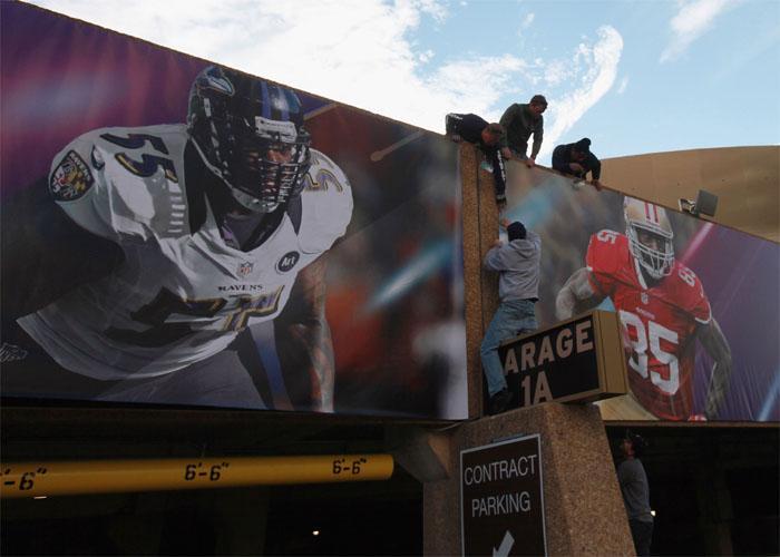 Apps y juegos para preparar la Super Bowl 2013 del domingo