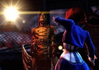 El Cordero de Columbia: vídeo de BioShock Infinite