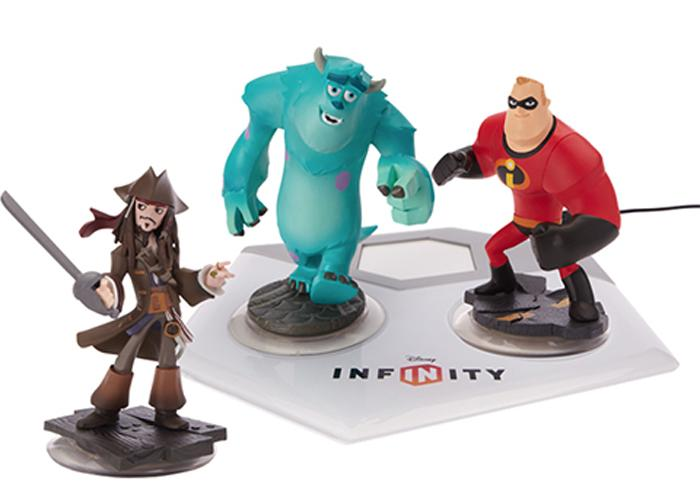 Monstruos S. A., en las nuevas imágenes de Disney Infinity