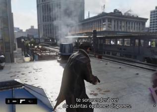 Watch Dogs, el juego más esperado de la PS4