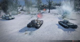 World of Tanks: actualización 8.11, disponible el 12 de febrero