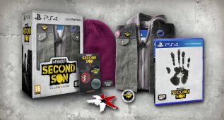 inFAMOUS: Second Son ya se puede reservar (vídeo)