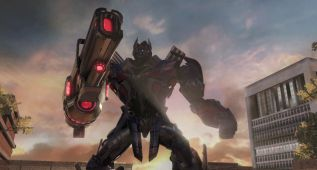 Activision y Hasbro anuncian Transformers The Dark Spark