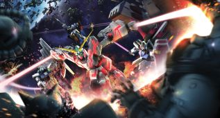 Dynasty Warriors: Gundam Reborn, en verano para PS3