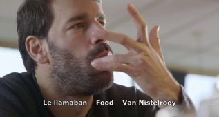 La transformación de 'Food' Van Nistelrooy para FIFA Ultimate