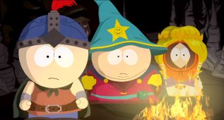 Sin sondas anales ni abortos en South Park